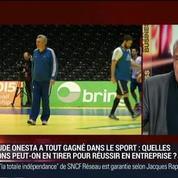 Claude Onesta, sélectionneur de l'équipe de France de handball (1/3)