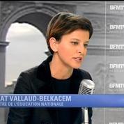 Elections dans l'Aube: Vallaud-Belkacem voterait tout sauf Front national