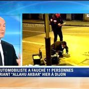 Dijon: C'est du terrorisme de proximité selon Dominique Rizet