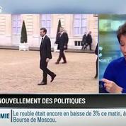 Le parti pris de Véronique Jacquier : Le renouvellement des politiques, c'est maintenant !