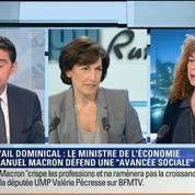 Valérie Toranian et Laurent Neumann: Le face à face de Ruth Elkrief