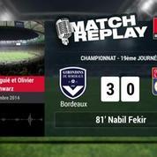 Bordeaux - Lyon (0-5) : Le Match Replay avec le son RMC Sport !