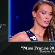 Zapping TV - Miss France 2015 : la bourde de Miss Provence