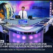Nicolas Doze: La baisse du livret A peut relancer l'économie –