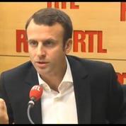 Macron défend avec force la protection des salariés prévue dans sa loi