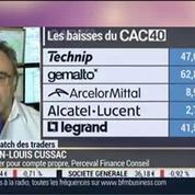 Le Match des Traders: Stéphane Ceaux-Dutheil VS Jean-Louis Cussac