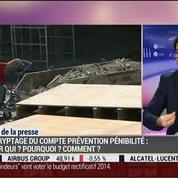 Que faut-il savoir sur le compte de pénibilité ?: Jean-Philippe Dubosc