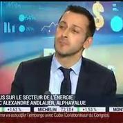 Focus sur le secteur de l'énergie: Alexandre Andlauer –