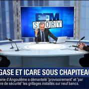 BFM Story: Pégase et Icare: le spectacle équestre et aérien d'Alexis Gruss