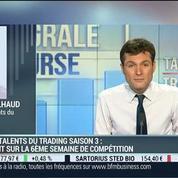 Les Talents du Trading, saison 3: Sylvain Mouilhaud et Jérôme Vinerier, dans Intégrale Bourse –