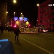 Flambée de violences à Zurich