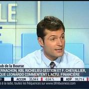 Le Club de la Bourse: Pascal Bernachon, François Chevallier, Jérôme Vinerier et Emmanuel Lechypre