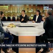 De l'amuse-bouche au dessert: comment réussir son repas de fêtes?: Vincent Crépel, Christian Le Squer, Julien Duboué et Jean-François Piège (3/5) –