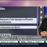 Le PEA, c'est un peu le havre de paix: Frédéric Durand-Bazin