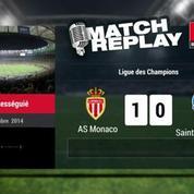Monaco-Zénith (2-0) : le Goal Replay avec RMC Sport
