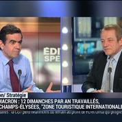 Matinale spéciale autour de la loi Macron: Ce texte a une cohérence d'ensemble et une colonne vertébrale qu'il faut maintenir !: Dominique Lefebvre