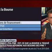 Emmanuel Lechypre: Les PME se tournent-elles vers la bourse pour subvenir à leurs besoins de financement ?