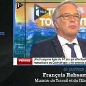 Rebond de popularité pour Hollande :