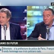 La chronique de Frédéric Simottel: Les trains du futur