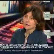 Comment la loi Macron peut-elle moderniser l'économie française ?: Agnès Benassy-Quéré, Christian Saint-Étienne, Dominique Lefebvre et Frédéric Lefebvre (2/2) –