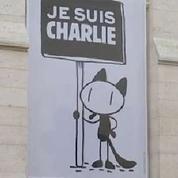 Angoulême: le festival de la BD rend hommage à Charlie Hebdo