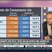 Assurance-vie: A quoi s'attendre en 2015?: Laurence Delain et Jean-François Filliatre –
