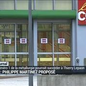 CGT : Philippe Martinez pour succéder à Lepaon ?