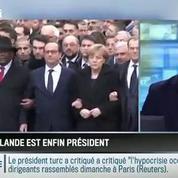 Le parti pris d'Hervé Gattegno : François Hollande est enfin président! –