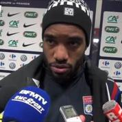 Football / Coupe de France / Lyon a failli tout gâcher