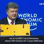 L'émouvant discours du président ukrainien après le bombardement d'un bus