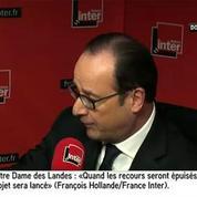 Climat : Hollande annonce la mise en place de la taxe sur les transactions financières pour 2017