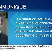 Le Club Med devient Chinois