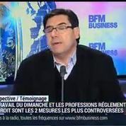 Loi Macron: c'est un tout petit pas mais elle entrouvre les portes !: Philippe Aghion