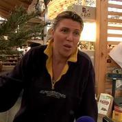 L'heure est au recyclage des sapins de Noël