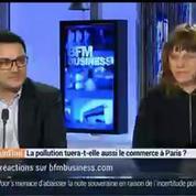 La pollution tuera-t-elle aussi le commerce à Paris ? (1/4)