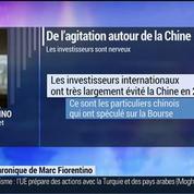 Marc Fiorentino: Le ralentissement économique de la Chine se confirme