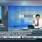 BCE: Mario draghi va-t-il mettre en place un QE en janvier?: François de Curel
