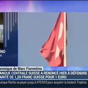 Marc Fiorentino: Abandon du taux plancher par la BNS: un nouveau black swan