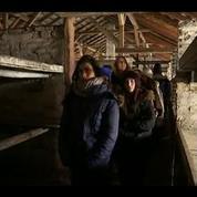 70 ans de la libération d'Auschwitz: On ressent encore la peur, raconte un lycéen