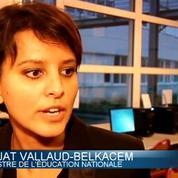 Agression d'un lycéen à Châteauroux: Vallaud-Belkacem salue la réaction rapide et ferme du lycée