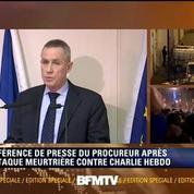 Attentat à Charlie Hebdo: l'intégralité de la conférence de presse du procureur