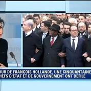 Attentats : François Hollande a été chef de la nation, déclare Rachida Dati