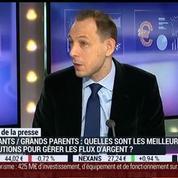 Quels placements financiers pour vos petitsenfants?: Gilles Petit