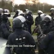 Des images inédites des opérations à Dammartin et Paris dévoilées