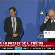Laurent Fabius nommé