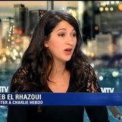 Attentats: Nous avons perdu confiance en la vie témoigne une reporter de Charlie Hebdo sur BFMTV