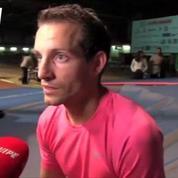 Athlétisme / Lavillenie franchit 5m80 pour sa rentrée