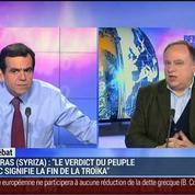 Jean-Marc Daniel: Victoire de Syriza en Grèce: que compte faire le futur Premier ministre Alexis Tsipras ?