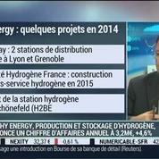 McPhy Energy: une progression des chiffres annuels à 3,2 milliards d'euros en 2014: Pascal Mauberger –