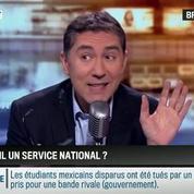 Brunet & Neumann : Doit-on rétablir le service national? –